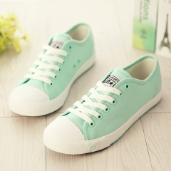 male Shoes shoes fashion2016 Spring Summer  Casual Shoes 8 Colors 9.5 green 7.5