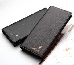 The new business ultra-thin long package black one size