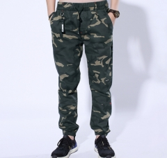 Camouflage Leggings Casual overalls Legs trousers Camouflage m