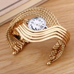 Fashion Wire Retro Bracelet Casual Fashion Watch god