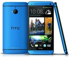 HTC M8W quad-core Andrews 4G triple play used smart phone Blue