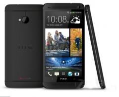 "HTC one M7  4.7"" HD Screen, 2 GB RAM, 16 GB R0M used 99% new white silver"