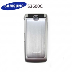 Original SAMSUNG S3600C anycall phone silver