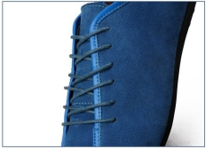 New trend flat comfortable casual shoes blue 38