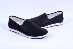 China 's men' s shoes shoes super - soft rubber tendons at the end of non - slip work shoes black 38