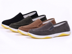 Duan Dad shoes absorb moisture permeability tendon at the end of the old Beijing men 's shoes black 39