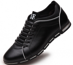 The new shoes men 's fashion puma leather shoes breathable men' s shoes black 38