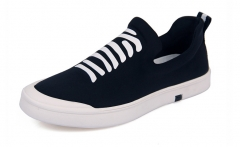 Casual shoes male summer breathable young men 's casual personality fashion tidal shoes navy 39