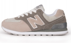 The new Korean NB men and women sports shoes retro n word running shoes 1# 38