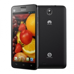 Original HuaWei G606 Mobile Phone LC1811 Dual Core Android 4.0 black