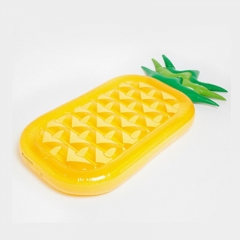 Tremendous Swim Inflatable  Pineapple Floats For Pool Or Beach+Inflator Tool Yellow Onesize