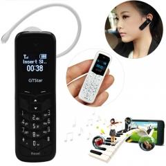 GTSTAR BM50 Mini Smart Business GSM Mobile Phone Bluetooth Earphone Headset black universal