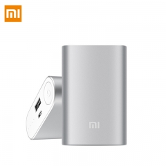 Xiaomi Mi Power Bank 10000mAh External Phone Battery Portable Mobile Backup Bank MI Charger KK0065