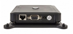 Thin Client N380 PC Station with RDP 7.0 WIN CE 6.0 OS Support Windows 7 extend 1-100 user 128M RAM With EU plug as the photo