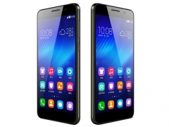 Original Huawei Honor 6 4G LTE 5.0 Inch RAM 3GB ROM 16GB Octa Core Android 4.4 13.0MP Smart Phone white