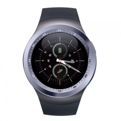 Smart Watch With Whatsapp&Facebook&Twitter APP Smartwatch Support Nano SIM Card&TF Card silver product detail