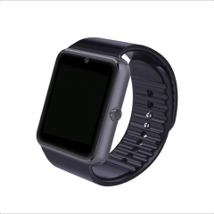 GT08 Smart Watch Support Sim Card Bluetooth Connectivity for Iphone Android Phone Smartwatch gold product detail