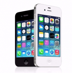 Unlocked Original Apple iPhone 4 Smart Phone 8GB/16GB ROM 5.0MP Mobile Phone For Your Life 8gb rom  white