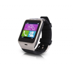 Intelligent Movement Watch Cardable Card Call Take Pictures Touch Screen Wear Step Wristband black one size