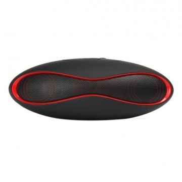 Mini Speaker Wireless Bluetooth Speakers Olives Shaped Portable Outdoor Mini Loudspeaker Speaker