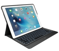 Logitech Create Keyboard for iPad Pro 12.9 inch  (As New) Black 12.9