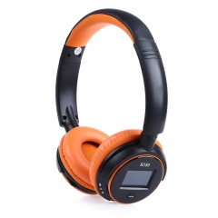 Zealot B380 Multi-functional Wireless Bluetooth V3.0 Headsets Headphones with LCD