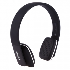 BOAS LC - 8600 Wireless Bluetooth V4.1 Headset Support Handsfree with AUX Slot