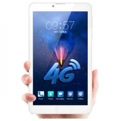 """Tablet Cube Talk7x phone tablet 16GB ROM 1GB RAM  7"""" Android 5.1 Quad Core IPS 1024*600 Dual Camera White"""