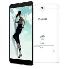 "Teclast X70R 3G Phablet 7.0"" IPS Quad Core Android 5.1 Dual SIM Phone Tablets GPS Tablet PC black"