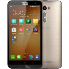 ASUS ZenFone 2 Laser 6.0 inch 4G Phablet MS8939 Octa Core 3GB RAM 32GB ROM 13.0MP + 5.0MP Cameras GOLDEN