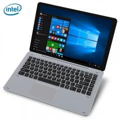 CHUWI Hi13 13.5 inch 2 in1 Tablet PC Windows 10 Quad Core 1.1GHz Windows 10 4GB RAM 64GB eMMC Silver Windows 10