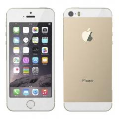 Refurbished Phones   iPhone 5s A1533 32GB No Finger Sensor EU PLUG silver