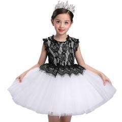 New Children Kids Dress Princess Skirt Tutu Dres as picture 90