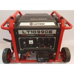 Lutian Ecological Series 9.3KVA Generator with Remote Control - LT10990E - New Model