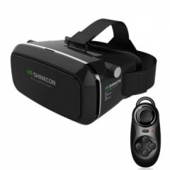 Virtual Reality Glasses 3D Glasses VR Shinecon VR BOX II 2.0 Google Cardboard Movie + Remote