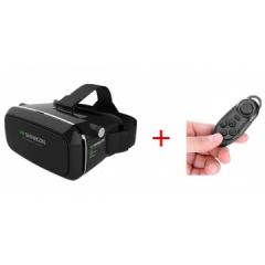 Shinecon VR Pro Version Virtual Reality Google 3D Glasses Headset + Remote
