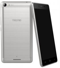 Tecno L8 Plus - Dual Core - 16GB ROM - 2GB RAM Aluminium Silver