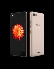 TECNO W2 - Quad Core - 8GB - ROM - 1GB RAM champagne gold