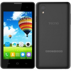 TECNO Y2 Dual Core - 8GB ROM - 512MB RAM black
