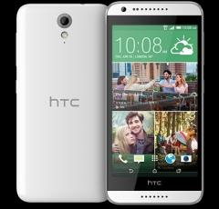 HTC Desire 620G Octa Core - 5-Inch - 8GB - 1GB RAM white