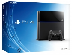 PlayStation 4 - 500GB Console -  Free Game