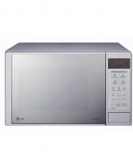 LG MS2343DARM 23 Litre Microwave Oven - Silver