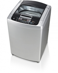 LG T8003TEELR 7kg Top Load Washing Machine - Silver