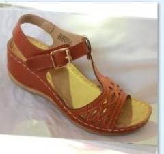 Bata LADIES DRESS SANDALS brown 3