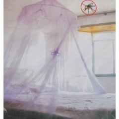 Classical 5*6 Mosquito Round Net - Pink