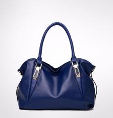 Women Handbag Female PU Leather Bags Handbags Ladies Portable Shoulder Bag Office Ladies Bag Totes white one size