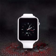 Smart Watch X6S Bluetooth WristWatch For Andriod iPhone 420mAh IPS screen Camera FM 8G SD White