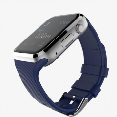 Smart Watches Bluetooth Smartwatch GD19 With Camera SIM Card Watch For All Android Mobile Phone blue
