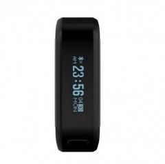 NO.1 F1 Bluetooth 4.0 Sports Smart Wristband Fitness Tracker IP68 black one size