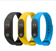 Smart band M2  Waterproof IP67 Smart Bracelet Heart Rate Monitor Sleep monitor Wristband black one size